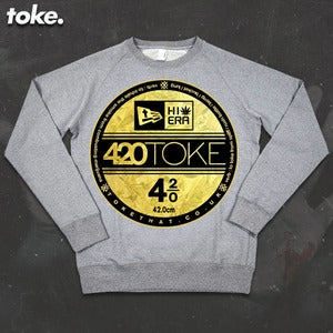 Image of Toke - HIGH ERA - Sweatshirt