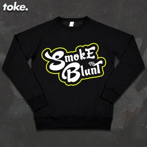 Image of Smoke Blunt - Sweatshirt