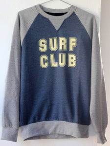 Image of SEN NO SEN sweat crew &quot;Surf Club&quot;