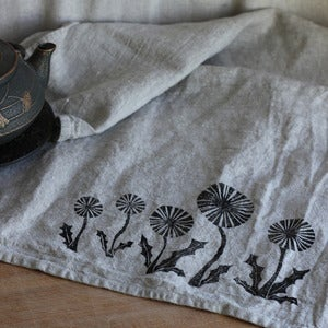 Image of Linen Tea Towel