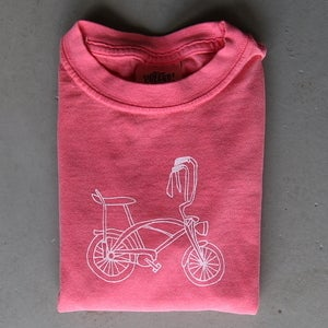 Image of Bicycle Children's Tee