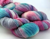 Image of Opal - Superwash BFL/Silk Lace Yarn