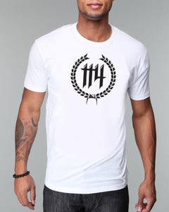 Image of ROYALE - MEN'S WHITE TEE