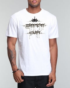 Image of TIBET - MEN'S WHITE TEE