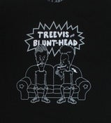Image of Treevis &amp; Blunthead tee by Smokers Only 