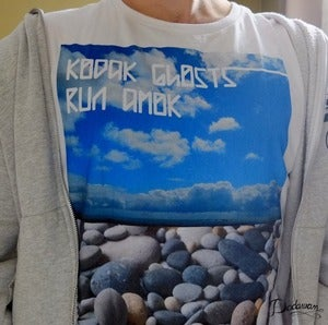 Image of T-shirt homme kodak ghosts run amok - Dreams