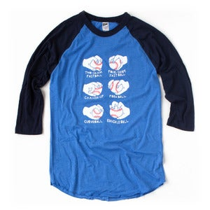 Image of Baseball Grips Raglan