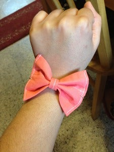 Image of Bow bracelet