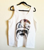Image of OG Tree SLOTH White Tank