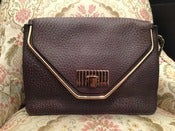 Image of Chloe Chocolate Brown Sally Medium Shoulder Bag - Never Used