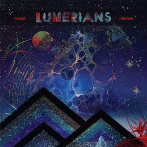 "Image of LUMERIANS | HORIZON STRUCTURES 12"" EP"