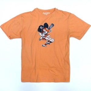 Image of Detroit Tigers Swinging Kitty (Orange)