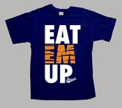Image of Men's Eat Em Up Tigers Shirt