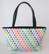 Image of Rainbow Drops Shoulder Bag