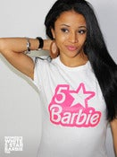 Image of 5 Star Barbie (White)
