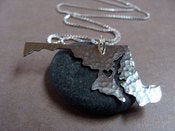 Image of Maryland State Necklace
