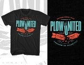 Image of Plow United Bomb t-shirt