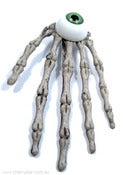 Image of Skelehand Eyeball Hair Clips
