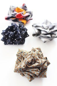 Image of Color & Gray Brooch Collection