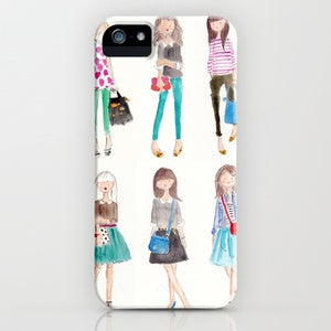 Image of Society 6 &quot;Collage&quot; iPhone Case