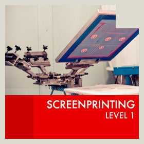 Image of Screenprinting
