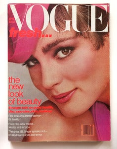 Image of Vogue Magazine April 1979