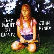 Image of They Might Be Giants - John Henry 2xLP