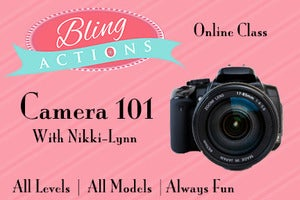 Image of Group Camera101 Class June 22nd 10AM EST 
