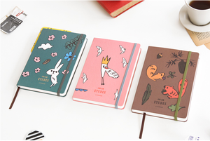 Image of JAM JAM ETUDES NOTEBOOK