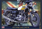 Image of Triumph_Trident_750_classic_vintage_motorcycle_art_prints_BSA