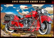 Image of 1947 Indian Chief