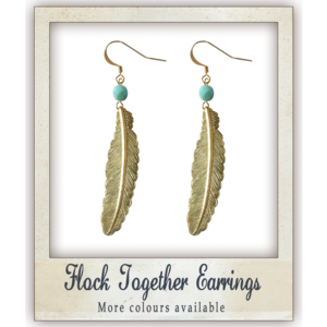 Image of Flock Together Earrings