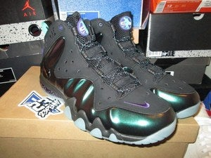 Image of Barkley Posite Max &quot;Black/Eggplant&quot;