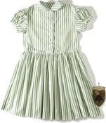 Image of camping dress-mint