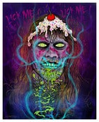Image of &quot;SUNDAE EXORCISM&quot; Limited Edition print