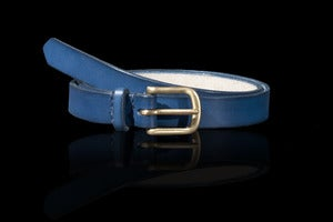 Image of The Stella Belt - Indigo