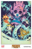 Image of Fantastic Four Baby (print)