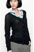Image of Albiztur Sweater-Black