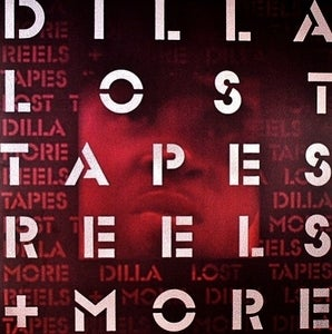 Image of J Dilla - Lost Tapes, Reels + More - LP (Mahogani)