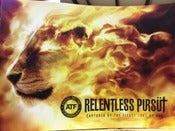 Image of Relentless Pursuit Event Journal