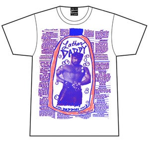 Image of Lather Daddy Tee