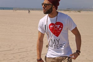 Image of I Love My Haters T-shirt