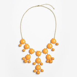 Image of Mango Bubble Necklace