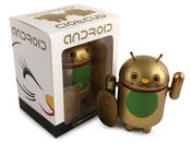 Image of Gold Lucky Cat Android open Eye - Shane Jessup