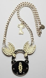 Image of Houdini necklace by Gonzalo Cutrina