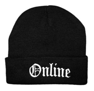Image of Online Beanie
