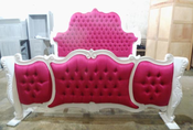 Image of Dalia Upholstered Bed