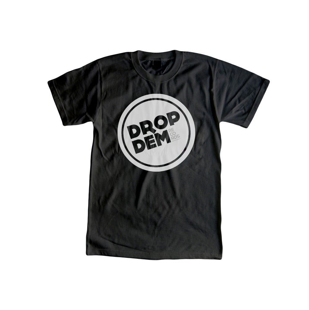 Drop Dem Records T-Shirt (Black)