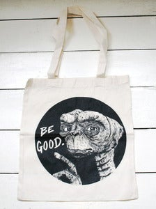 Image of 'Be Good' Tote Bag