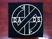 Image of Dads - Crass back patch